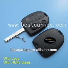 Chevrolet Holden remote car key shell no circle
