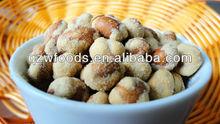 BBQ coated peanuts