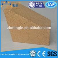 spalling resistant high alumina bricks