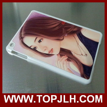 For heat transfer sublimation printing ipad mini case /cover