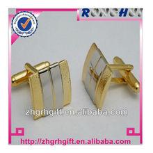 radian/mirror polish/new item cufflink crafts wholesale metal cufflinks