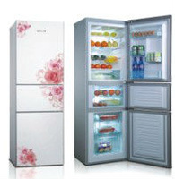 hot three door home refrigerator BCD-218