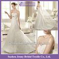sp019 sweetheart vestido de noiva designer 2013