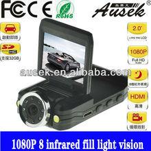 HD car camera recorder/car dvr car/dash cam accident recorder
