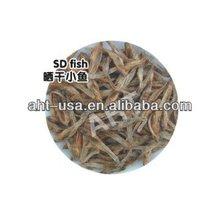 sundried small fish