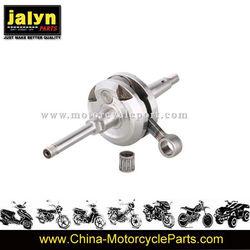 PGT 50II Motorcycle Engine Parts Crankshaft Complete