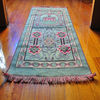 Light weight Islamic/Turkish Vivid Woven Patern Prayer Rug/Mat