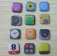 new type resin 3d fridge magnets