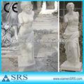نحت الحجر والرخام مثير امرأة عارية تمثال