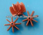high machnical industrial POM wear making plastic windmill