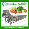 fruit &vegetable cleaning equipment for food industry
