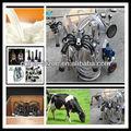 pequeño y fácil operación de leche y productos lácteos de la vaca de la máquina de ordeño