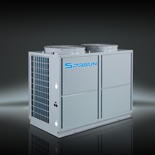 air source heat pump/ ground source heat pump/water source heat pump manufacturer in China