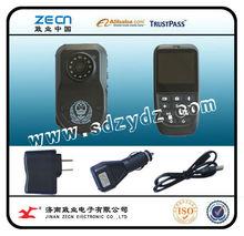 wireless infrared night vision waterproof IP56 mini 2 inch screen HD 1080p car audio video