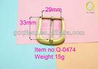 29mm inner antique brass metal man pin belt buckle,belt accessories q-0474
