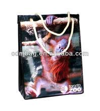 Animal Printing Laminated Non-woven Bags