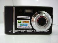 8MP CMOS Sensor Big size screen high-quality digital camera cheap price for uncoming Christmas Holiday