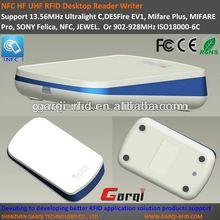 RJ232 USB Desktop UHF RFID Writer/Reader