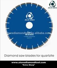 Diamond Cutting Saw Blade Quartzite