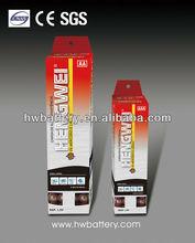 UM-3 BATTERY AA 1.5V BATTERY R6-60/BOX CARBON ZINC BATTERY