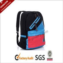 2013 popular custom logo laptop backpack