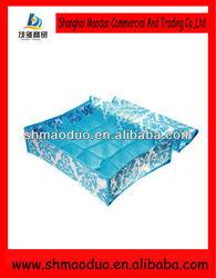 home changable folding non woven underwear storage bin with lid