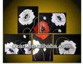 de flores pintura al óleo imágenes