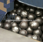 Chinese steel cast chrome mill ball for mine