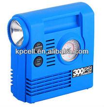 DC 12V 250/300psi Mini Portable DC 12V Car Air Compressor