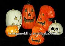 Plastic Halloween Pumpkin