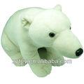 juguetes de peluche del oso polar de oem