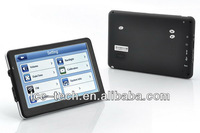 2012Newest!7 inch GPS Navigator with free 3Dmap