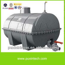 Mobile biogas digester