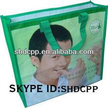 paper bag light for cloth