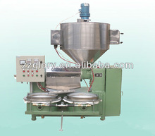High efficiency oil making machine cold pressed coconut oil