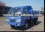 forland 6 ruedas arroz volquete camiones para la venta