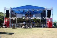lighting truss, canopy roof truss system,aluminum stage truss