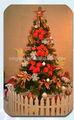 artificial feliz chrismas decoração da árvore