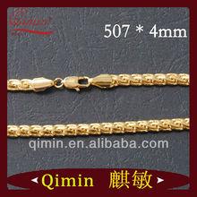 18 karat gold neck chains
