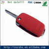 promotional silicone rubber key cover for VW/skoda car key