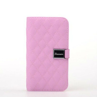 Luxury PU Leather case cover for SAMSUNG Galaxy Note 2 N7100