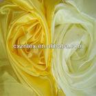 Elastic solid satin fabric