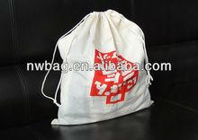 2013 Cheap Popular ECO Drawstring Cotton Bag,cotton dust bag,cheap drawstring pouch bags