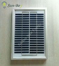 SBG130190 18V 1.5W Glass Laminated Solar Panel