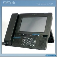 New! Android Video SIP Phone, 7 Inch Touch Screen, 4 SIP Lines