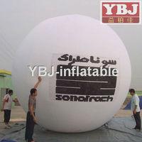 Top sale self inflating custom helium balloons
