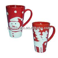 Ceramic cheap bulk coffee mug wholesale