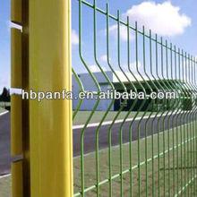 Fence Netting/Galvanized + PVC coated or galvanized + powder spraying