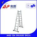 De aluminio de usos múltiples escalera barra estabilizadora AP-404