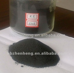 Color Black Anti- Abrasion Plastic Film Powder Coating